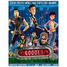 Brd Goool! (2d+3. D+dvd)