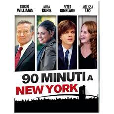 Dvd 90 Minuti A New York