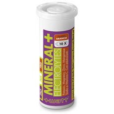 Mineral+ electrolyte effervescenti arancia