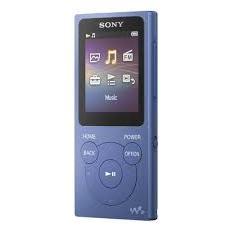 NWE394L. CEW Walkman video, blu