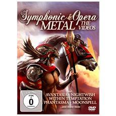Symphonic & Opera Metal - The Videos
