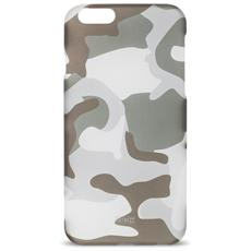 Rubber Clip Camouflage Iphone 7 - Custodia In Plastica Gommata