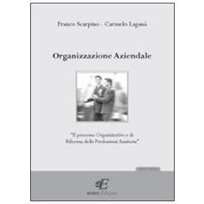 Organizzazione aziendale. Il processo organizzativo e di riforma delle professioni sanitarie