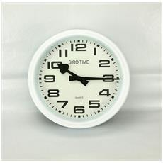 Orologio Da Parete Bianco St4430