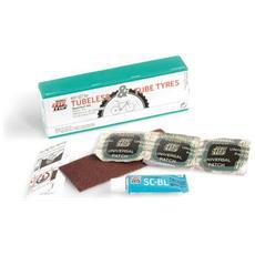 Set Riparazione Tubeless Kit