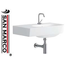 Lavabo Bagno Pozzi Ginori Quinta 65 Cm Sx
