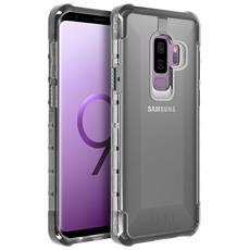Cover Galaxy S9 Plus Protezione Antishock Uag Serie Plyo - Grigio Traslucido