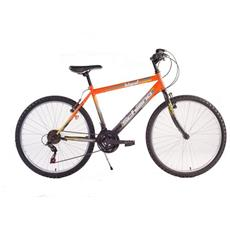 Bici Mountain Bike Integral Uomo Power Arancio / Nero 26'' F. lli Schiano