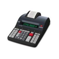 904T Calcolatrice Scrivente Professionale 14 Cifre LCD Stampa Termica