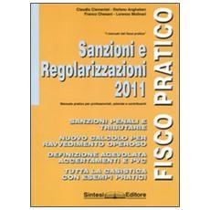 Sanzioni e regolarizzazioni 2011