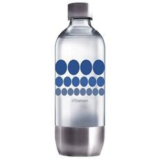Bottiglia per Gasatore 1Lt - Premium Blue