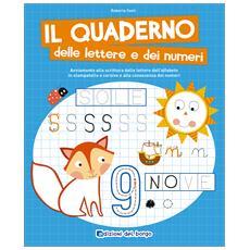 Roberta Fanti - Il Quaderno Delle Lettere E Dei Numeri