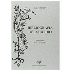 Bibliografia del suicidio