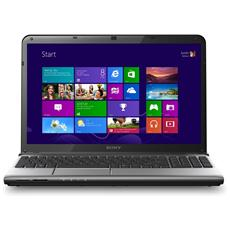 "Notebook SVE1513Y1E Monitor 15,5"" HD Intel Core i7-3632QM Ram 8 GB Hard Disk 750GB 1x USB 3.0 Windows 8"