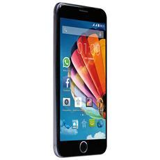 "PhonePad S532L Lite Porpora 16 GB Dual Sim Display 5.3"" HD Slot Micro SD Fotocamera 8 Mpx Android Italia"