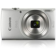 "Fotocamera Digitale IXUS 185 20 Mpx Zoom Ottico 8x Display 2.7"" Colore Argento"