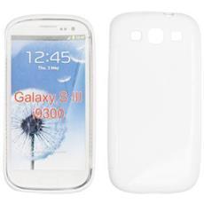 BT-TPU-SI9300WS Cover Bianco custodia per cellulare