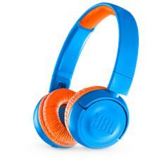 Cuffie Supra-aurali JR300BT Bluetooth per Bambini con Limitatore di Volume Colore Blu