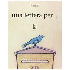 Una lettera per. . .
