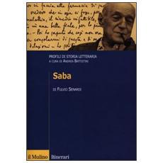 Saba. Profili di storia letteraria