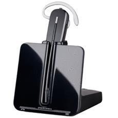 CS540 + APS-10 Call center / Ufficio Monofonico con Aggancio DECT Senza fili- Nero
