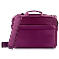 "*Borsa Pc Fino A 11,6'' ""Facile"" Nylon Bordeaux"