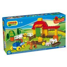 Unico Plus City Mini Farm 8529