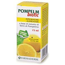 Pompelmo biotic estratto da 15 ml
