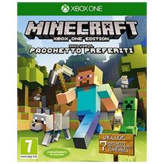 XONE - Minecraft Favorites Pack Edition