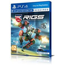SONY - PS4 - RIGS: Mechanized Combat League PS VR