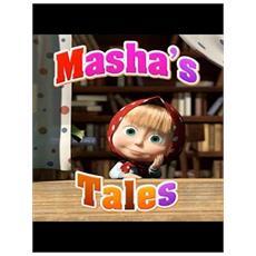 Dvd Racconti Di Masha (i) #01-cappuccetto