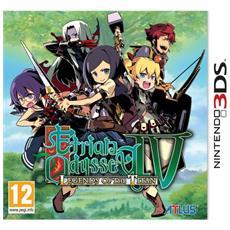 Etrian Odyssey IV (4 Four) Legends Of The Titan Gioco 3DS