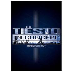 DVD TIESTO - IN CONCERT (director's cut)