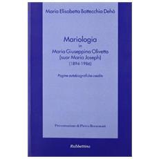 Mariologia in Maria Giuseppina Olivetto (1894-1986)