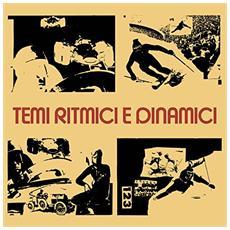 Braen's Machine (The) - Temi Ritmici E Dinamici (Lp+Cd)