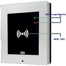 access Unit controllo accessi RFID NFC