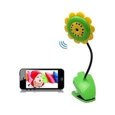 Telecamera Ip Wifi Per Controllo Bambini / casa Con Led Infrarossi E Audio