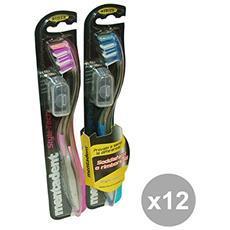 Set 12 Spazzolino Style-tech Per Denti Posteriori Prodotti Per Il Viso