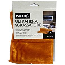 Panno Sgrassatore Ultrafibra 17x23 Cm0319b Attrezzi Pulizie