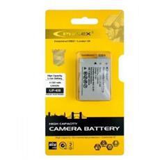 CMB12010, Ioni di litio, Fotocamera, Bianco, Blister, Canon E8