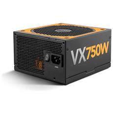 Urano VX 750W Bronze Edition 750W ATX Nero, Arancione alimentatore per computer