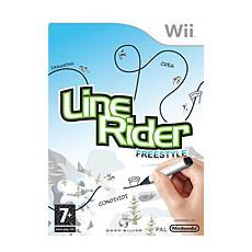 WII - Line Rider Freestyle