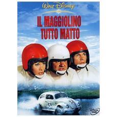 Dvd Maggiolino Tutto Matto (il)