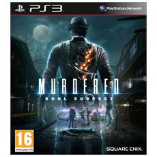PS3 - Murdered - Soul Suspect