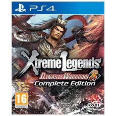 PS4 - Dynasty Warriors 8 Xtreme Legends Complete Edition