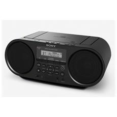 ZSRS60BT Stereo portatile nero