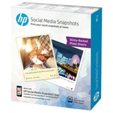 Social Media Snapshots 25 Sheet 10x13cm