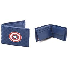 Portafoglio Captain America Civil War Wallet Shield Logo