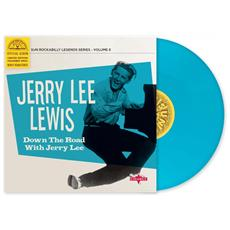 "Jerry Lee Lewis - Down The Road With Jerry Lee (10"")"