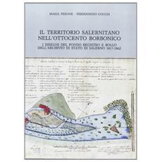 Territorio salernitano nell'Ottocento borbonico